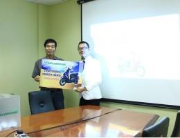Vietcomreal công bố kết quả bốc thăm trúng thưởng chương trình