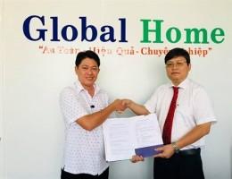 Global Home tuyên truyền công tác PCCC tại chung cư Riva Park