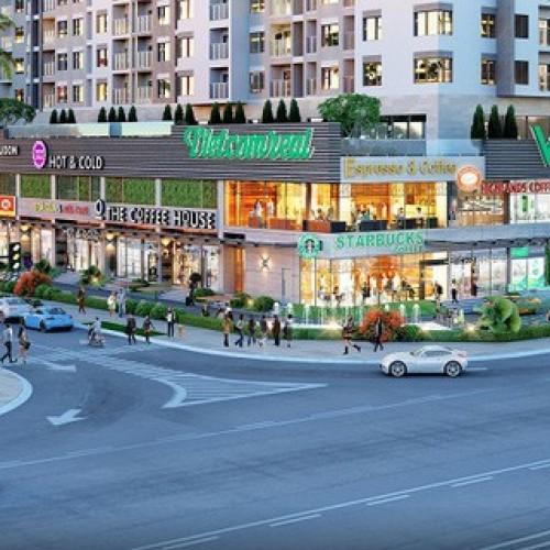 Mua lô thương mại ở dự án Viva Riverside lợi nhuận ngay 10-20%/năm